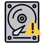 Disk Warning